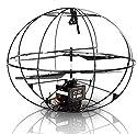 Stardust iPhone iPad 空 から モニタリング 操縦 できる 未来 型 ラジコン 球体 ヘリ itank 新 シリーズ アイ スフィア SD-ISPHEREの商品画像