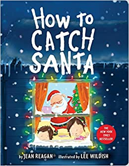 How to CAtch Santa book cover