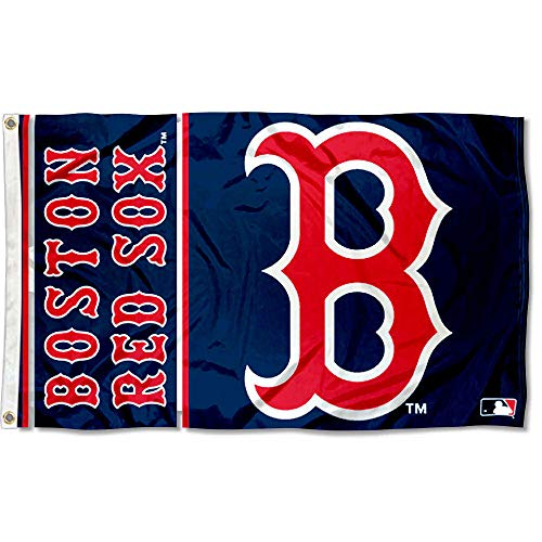 (Wincraft MLB Boston Red Sox Flag 3x5 Banner)