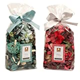 Aroma Potpourri in Poly Bag - Pack of 2 - Mystic Island/Tuberose