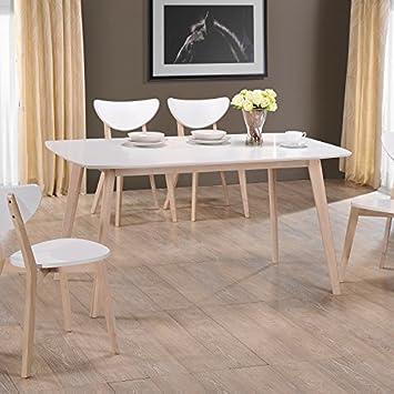 Moderner Esstisch lounge zone moderner esstisch esszimmertisch tisch raniz tischplatte