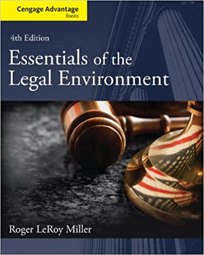 Amazon cengage advantage books essentials of the legal cengage advantage books essentials of the legal environment 4th edition kindle edition fandeluxe Image collections