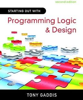 starting out with programming logic design lab manual tony gaddis rh amazon com Learn Programming Logic Programming Logic Controller
