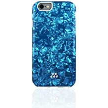 Evutec Carrying Case for iPhone 6s/6 - Retail Packaging - Blue/Blue