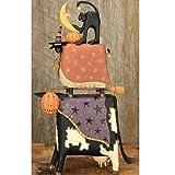 Williraye Halloween Stacker Cow Goat Cat Figure - Costume Party WW6127