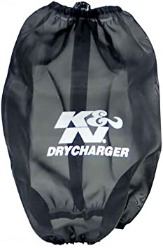 K/&N RF-1045DL Blue Round Tapered DryCharger Air Filter Wrap
