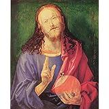 Gifts Delight Laminated 21x26 Poster: Salvator Mundi, c.1504 - Albrecht Durer