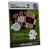 Virtuosso EAB2 Exitos Nortenos en el Accordion de Botones DVD and CD Vol.2