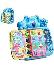 VTech VTech-123-610622 Blue ABC educatief speelgoed voor kinderen + 2 jaar, alfabetversie ESP (3480-610622), kleur