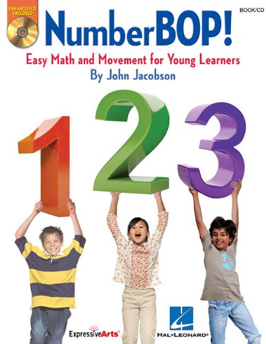 Download NumberBOP: Easy Math and Movement for Young Learners (Book/CD) pdf
