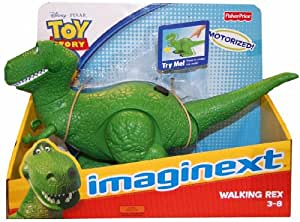 Imaginext Toy Story 3 Walking Rex