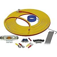 Stinger SEA4287 Marine Complete Amplifier Installation Kit 7-Meters of 8 Gauge Power + Ground