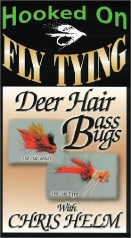 (Deer Hair Bass Bugs With Chris Helm [VHS])
