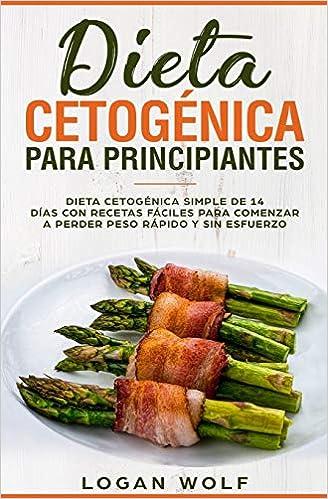 Menu de dieta cetogenica para principiantes