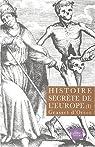 Histoire secrète de l'Europe, tome 1 par Grasset d'Orcet
