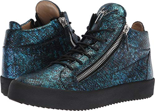 Giuseppe Zanotti Men's May London Company Sneaker Ocean for sale  Delivered anywhere in USA