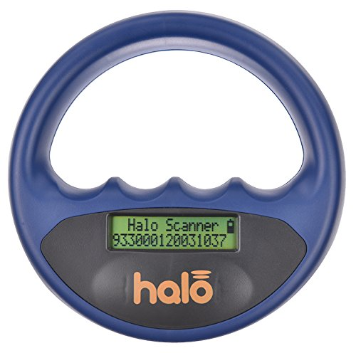 Halo Scanner Blue by MICRO-ID