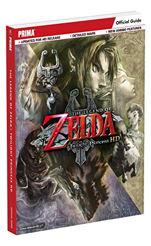 (The Legend of Zelda: Twilight Princess HD: Prima Official Game Guide)