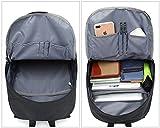 Scarleton Neutral Backpack H20480103 - Black/Grey