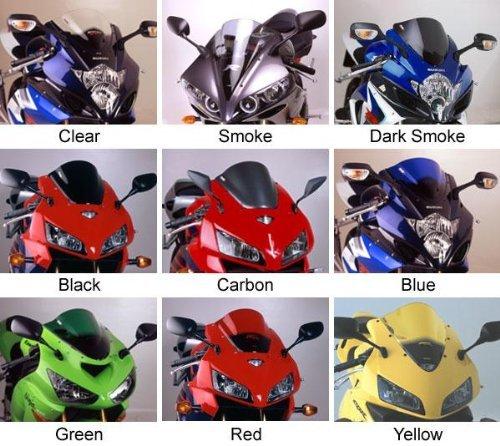 Puig Standard Windscreen Dark Smoke for Kawasaki ZX14 06-09