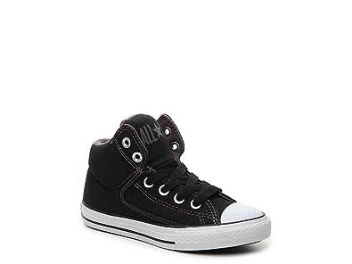 Converse Kids Chuck Taylor All Star Toddler High Top Black