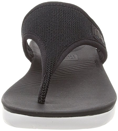Thong fitflop Toe Sandals Womens Uberknit Black wrtOfqFtE