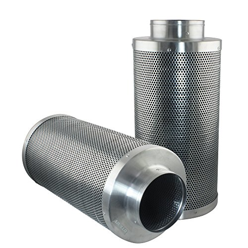 6 in charcoal carbon filter - 4