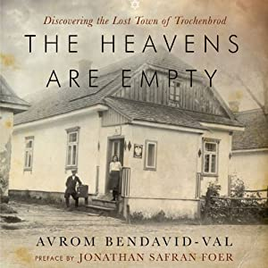 The Heavens Are Empty Audiobook