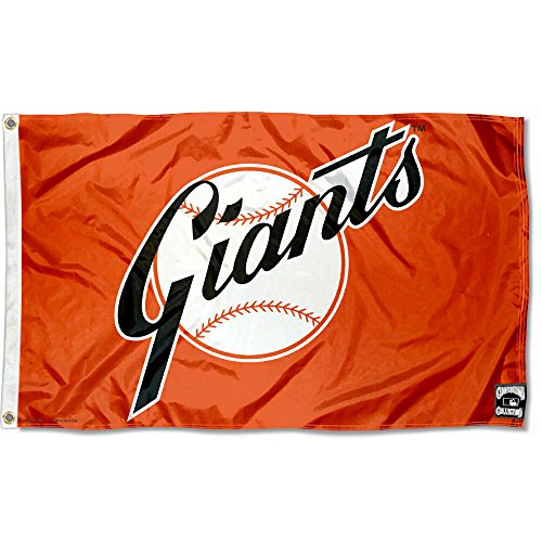WinCraft San Francisco Giants Vintage Flag and ()