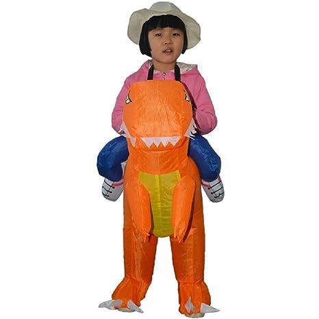 YOWESHOP - Disfraz Hinchable para niños, diseño de ...