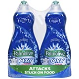 palmolive oxy dishwashing liquid - Palmolive Ultra Oxy Plus Power Degreaser Dish Wash Liquid, 25 Ounce, 2 Count