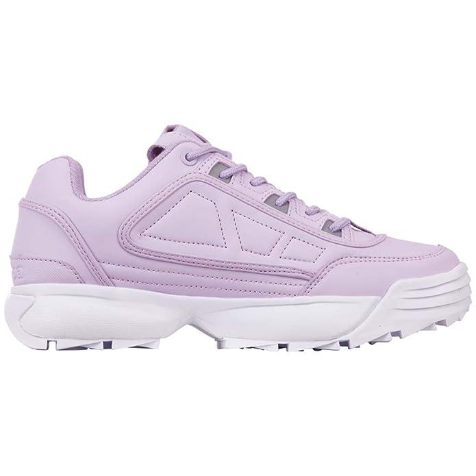 b115b6d679a Kappa Women's Rave 242681-2410 Low-Top Sneakers: Amazon.co.uk: Shoes & Bags