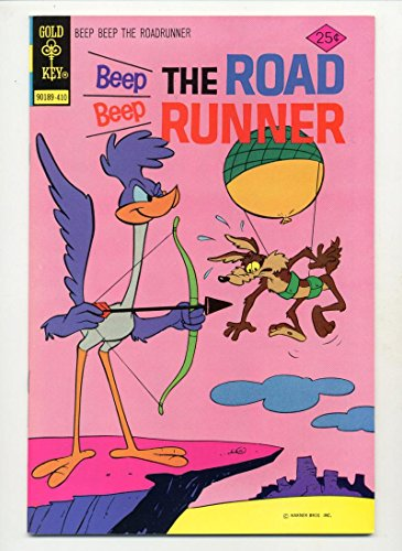 Road Runner #46 Hot Air Balloon Cover