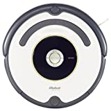 iRobot Vacuum Cleaner Roomba 620, White/Grey/Black