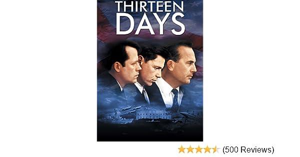 13 days cuban missile crisis movie