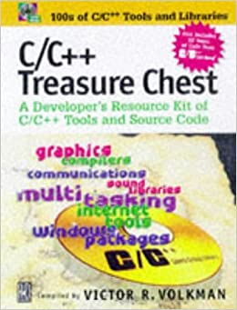 C/C++ Treasure Chest: A Developer's Resources Kit of C/C++ Tools and Source Code