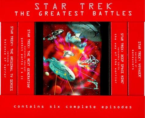 Star Trek - The Greatest Battles [VHS]