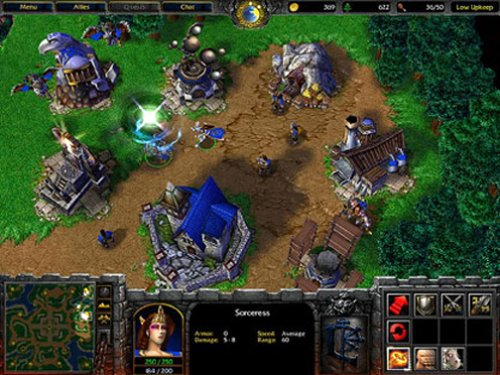 Amazon com: Warcraft III Battle Chest - PC/Mac: Video Games