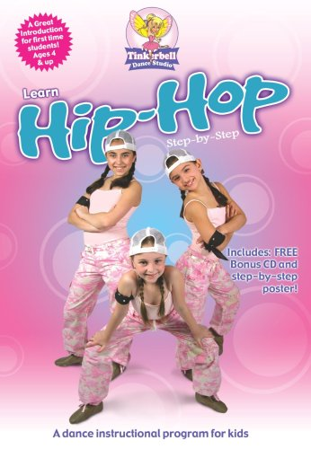 Tinkerbell Dance Studio: Learn Hip-Hop - Dance Kids Learn