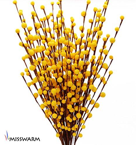 Yellow Artificial Spray - 5