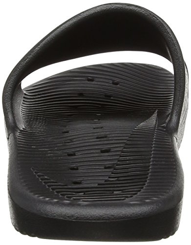 Nike Kawa Shower, Chanclas para Hombre Negro (Black/white)