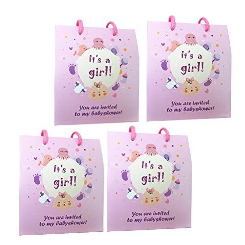 BESTOYARD Boxes Bonbons Créative à Chocolat Pcs De Favors Party Wedding Rose 6x14cm Fav Mariage pour Boîte Vertical Wrappers 10 12x8 Nuptiale Bonbons De Anniversaire Douche PrzqPw