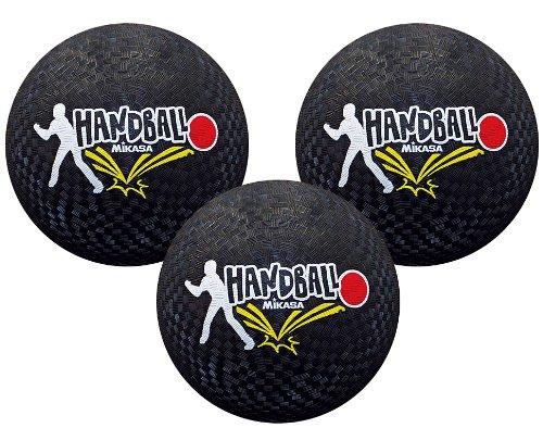 Mikasa Rubber Handball Set of Three - Latex Free