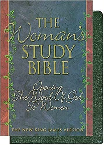 The Woman's Study Bible (New King James Version): Inc