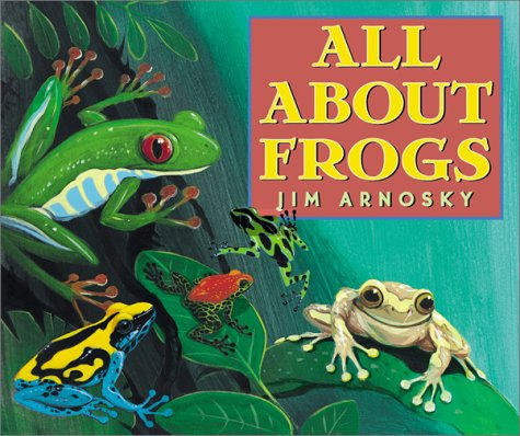 Download All About Frogs pdf