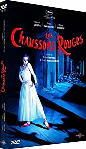 Les Chaussons rouges [Francia] [DVD]