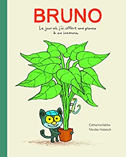 Bruno : le jour où j'ai offert une plante à un inconnu, Valckx, Catharina