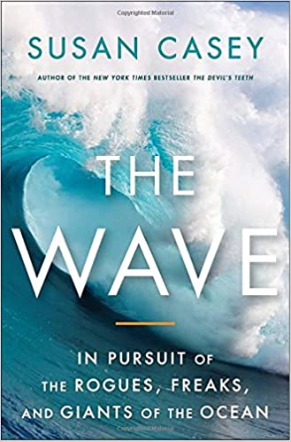 Book The Wave: In Pursuit of the Rogues, Freaks, and Giants of the Ocean