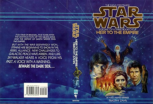 STAR WARS. VOLUME 1: HEIR TO THE EMPIRE. (Star Wars Heir To The Empire Hardcover)
