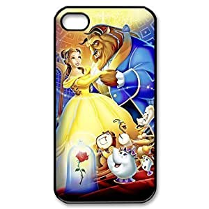 Disney Beauty and The Beast Funny Cartoon iPhone 6 plus 5.5 Case